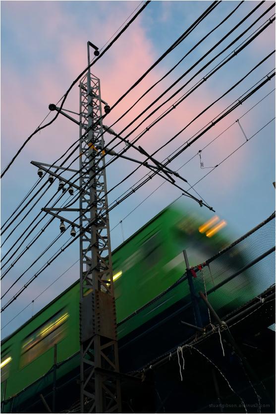 Photography by Transportation
