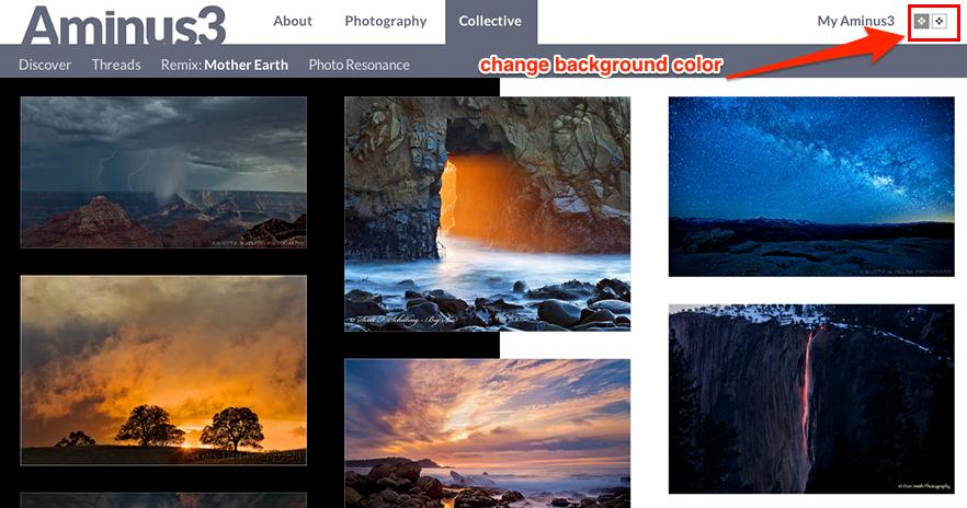 screenshot slideshow